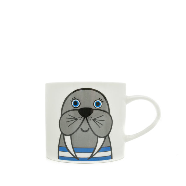 Mini Mug 225Ml - Walrus