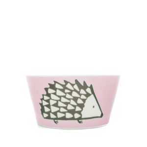 Scion Living Spike Hedgehog Bowl Pink