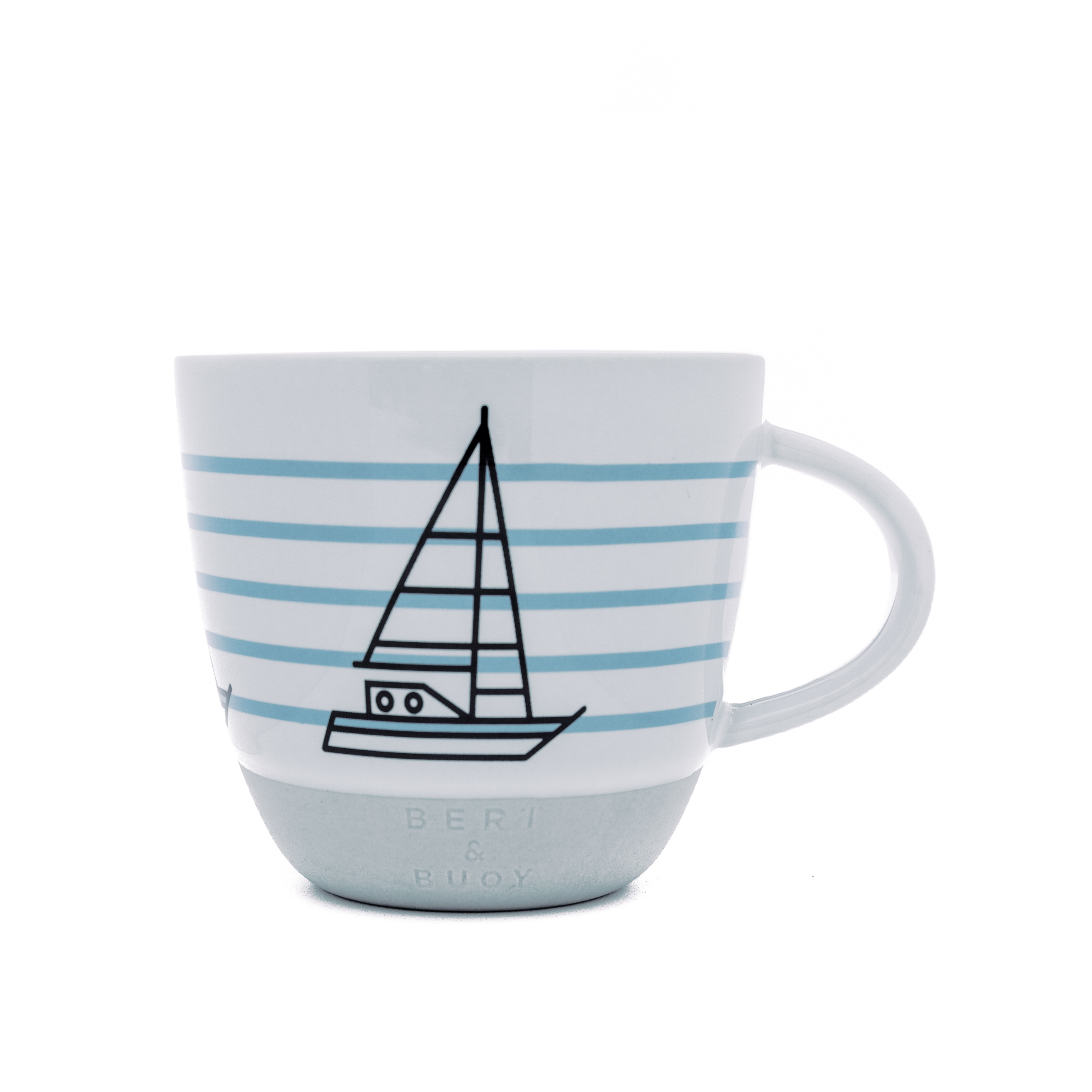 Ship Ahoy | Nautical Mug