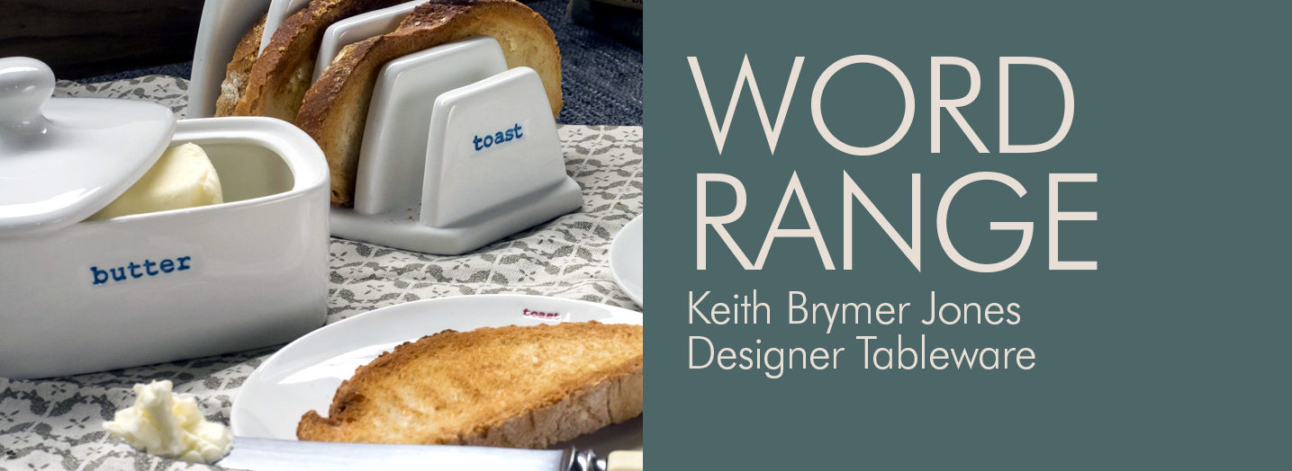 Keith Brymer Jones designer ceramics