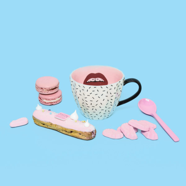 Tatty Devine Mug | Dental Bling