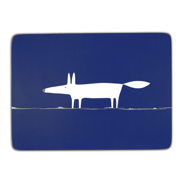 Mr Fox - Placemats Set of 4