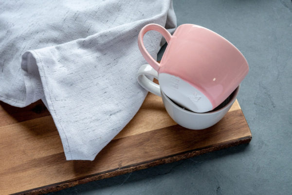 Blush Pink National Trust Mug