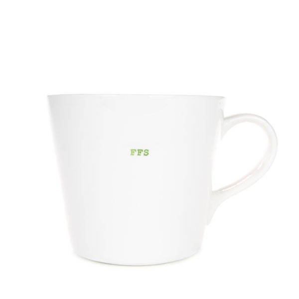 FFS - 500ml Large Bucket Mug