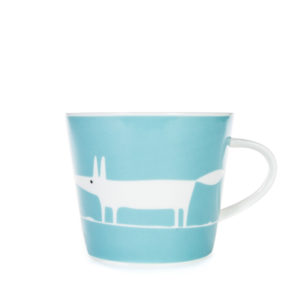Scion Mr Fox Mug 350ml | Teal